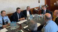 Συνάντηση Υπουργείου Τουρισμού και Προστασίας του Πολίτη για την τουριστική περίοδο