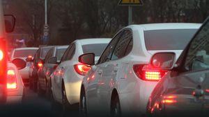 Lockdown: Αυξημένη κίνηση τις εθνικές οδούς-Φεύγουν οι Αθηναίοι