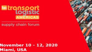 10 - 12 Νοεμβρίου 2020 η Διεθνής Έκθεση Εφοδιαστικής Αλυσίδας, transport logistic Americas
