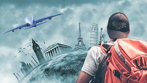 2 στους 3 είναι πρόθυμοι να αρχίσουν τα διεθνή ταξίδια περισσότερο από πριν