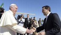 Στον Πάπα Φραγκίσκο ο Αλέξης Τσίπρας το Σάββατο στη Ρώμη