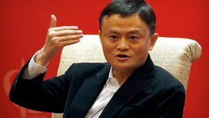 Alibaba: Αποχωρεί ο ιδρυτής Τζακ Μα