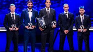UEFA: Στην Αθήνα οι κληρώσεις και τα βραβεία των καλύτερων της Ευρώπης