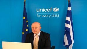 Unicef: Ιδρύει γραφείο στην Ελλάδα