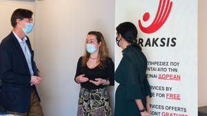 Η Unilever στηρίζει το κοινωνικό οδοντιατρείο της Praksis για δεύτερη συνεχή χρονιά