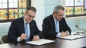 Σύμπραξη Ελληνο-Αμερικανικού Επιμελητηρίου και ΕΒΕΑ