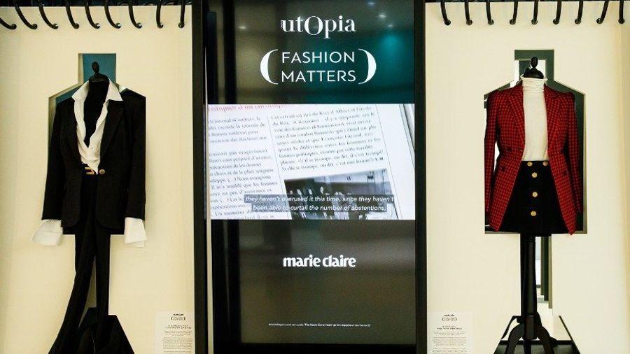 Utopia: Το φουτουριστικό concept showroom του Golden Hall επέστρεψε