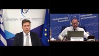 Βαρβιτσιώτης: Παρουσίασε τις προτεραιότητες της Ελλην. Προεδρίας του Ευρωπαϊκού Συμβουλίου