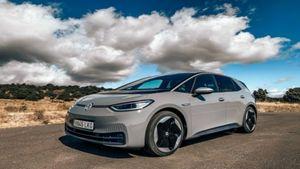 Το Volkswagen ID.3 φέρνει τη νέα εποχή στην ηλεκτροκίνηση εξοπλισμένο με ελαστικά Goodyear