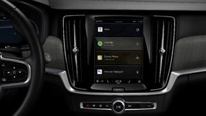 Volvo: Εξοπλίζει και άλλα μοντέλα της με το νέο σύστημα infotainment με υπηρεσίες Google