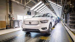 Volvo Cars: Tριπλασιάζει τη δυναμικότητα παραγωγής ηλεκτρικών οχημάτων στη Γάνδη