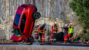 Volvo Cars: Κάνει το πιο extreme crash test στην ιστορία της