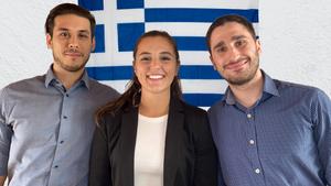 Τρία Ευρωπαϊκά Βραβεία στους φοιτητές του Τμήματος ΔΕΤ του Ο.Π.Α