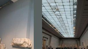 Αντιδράσεις προκάλεσε η απάντηση του Βρετανικού Μουσείου στις καταγγελίες περί μούχλας