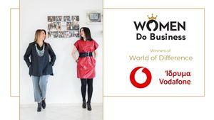 Συνεργασία Ιδρύματος Vodafone & Women Do Business/WOD21'