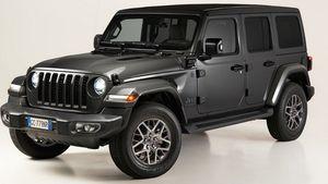Tο νέο Plug-in Jeep Wrangler 4xe «ζεσταίνει» τις μηχανές του για την Ευρωπαϊκή αγορά