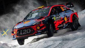 Η Hyundai Motorsport Παγκόσμια Πρωταθλήτρια Κατασκευαστών WRC για 2η συνεχόμενη χρονιά