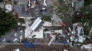 Χαλκιδική: Στα 4,6 εκατ. ευρώ οι αποζημιώσεις για τις ζημιές από την κακοκαιρία