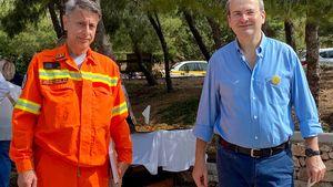 Μνημόνιο Συνεργασίας για τον Υμηττό: Δίκτυο 6 μονοπατιών, συνολικού μήκους 90 χιλιομέτρων