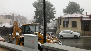 Κακοκαιρία: Σε εξέλιξη η «ψυχρή εισβολή», κλειστά σχολεία σε περιοχές της Δ.Μακεδονίας