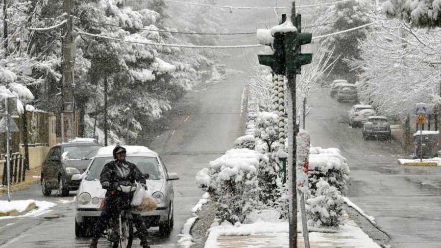 Κλέαρχος Μαρουσάκης: Έρχεται ισχυρή κακοκαιρία με καταιγίδες και χιόνια