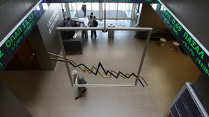 Handelsblatt: Η αλλαγή κυβέρνησης στην Ελλάδα αναζωογονεί το χρηματιστήριο