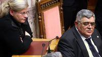 Η Ελένη Ζαρούλια διορίστηκε στη Βουλή